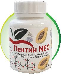 Пектин NEO - с сухими соками сливы и папайи