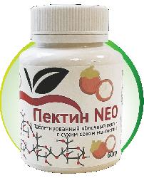 Пектин NEO - с сухим соком мангостина.